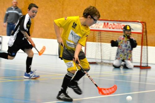 Junioren EII - UHC Meiersmaad-Schwanden Saison 2013/14
