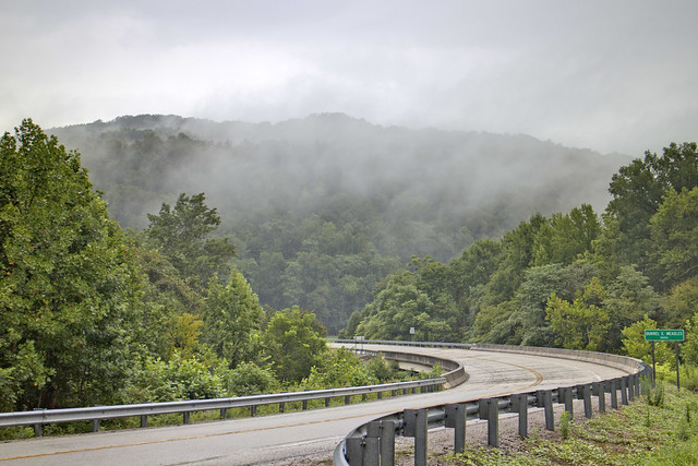 Highway 30, Van Buren County, Tennessee