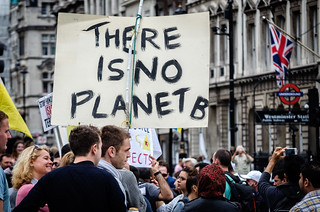 Climate March 21/09/14 - 11 | by garryknight