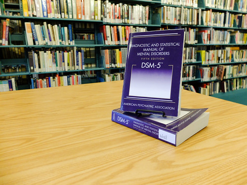 DSM-5 | by CCAC North Library