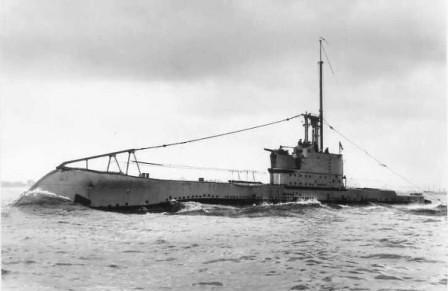 HMS Oxley