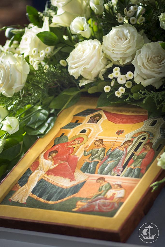 20 сентября 2014, Всенощное бдение накануне Рождества Пресвятой Богородицы / 20 September 2014, Vigil on the eve of The Nativity of the Theotokos