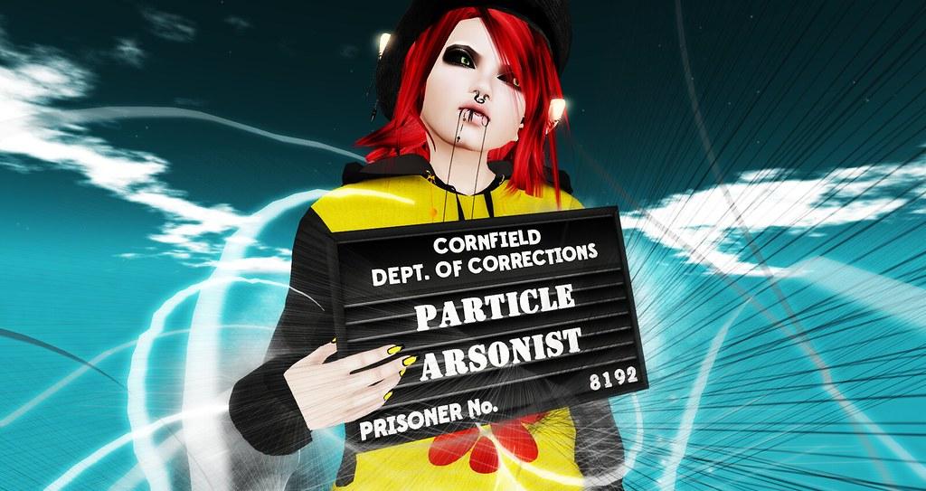 Particle Arsonist
