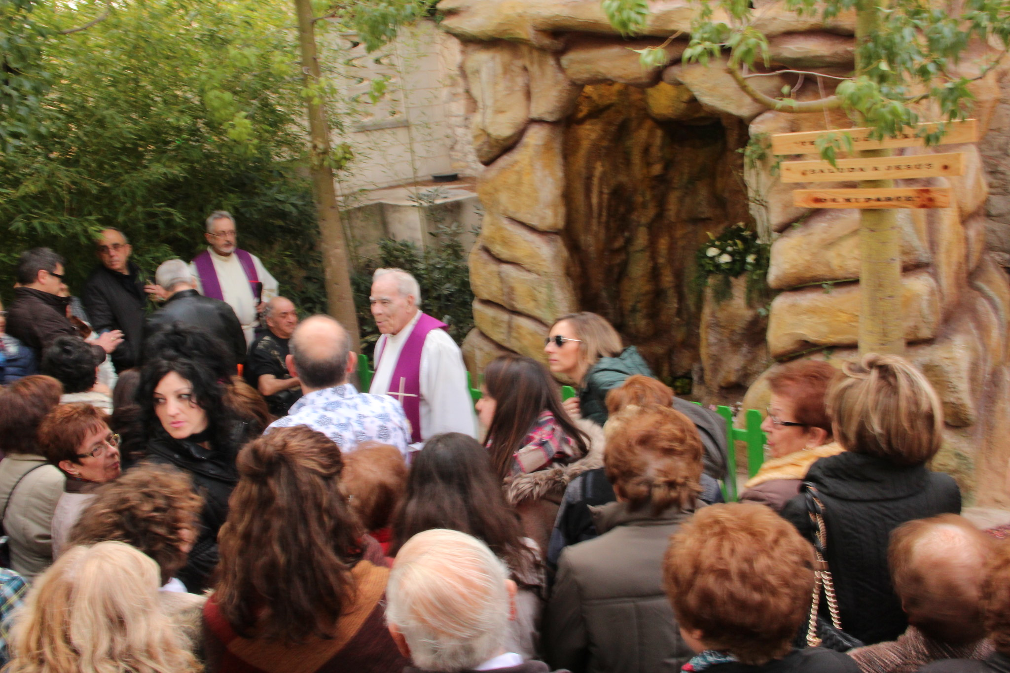 (2016-02-13) - Inauguración Virgen De Lourdes, La Molineta - Archivo La Molineta (061)