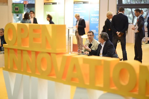 "Why Now Is the Time for ""Open Innovation"""