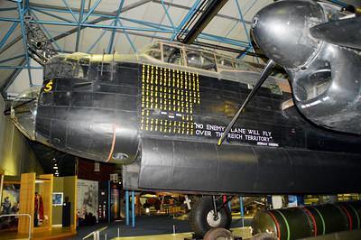 Avro Lancaster 1 - Nose