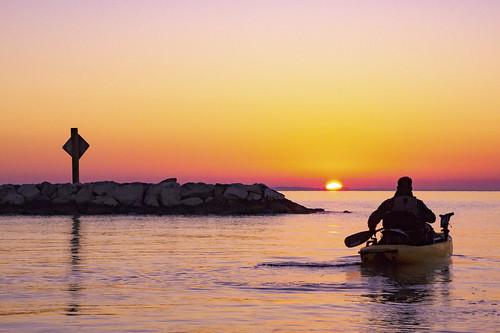 approved sea sunrise water outdoor serene chesapeake beverlybeach annearundel bay chesapeakebay kayak nature