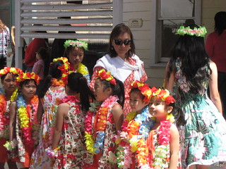 Proud and a Little Tired Hula Girls