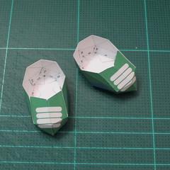วิธีทำโมเดลกระดาษหมีบราวน์ชุดบอลโลก 2014 ทีมบราซิล (LINE Brown Bear in FIFA World Cup 2014 Brazil Jerseys Papercraft Model) 032