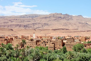 Draa Valley, Morocco | by mpanther