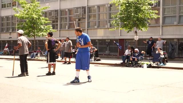 NYC Stickball, Jun 2014 - 16