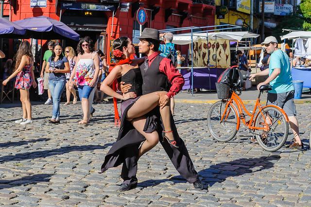 La Boca, Tango in Buenos Aires