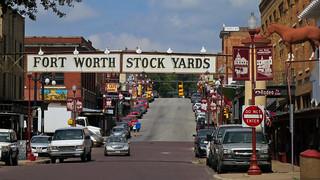 Fort Worth Stockyards | by Alex Butterfield