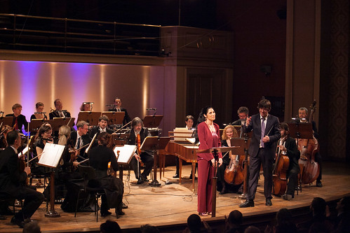 Hvězdy barokní opery, Vivica Genaux / Baroque Opera Stars, Vivica Genaux // 18.3.2014