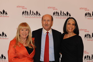 Kathleen O'Neill, Board Chair John O'Neill and President Lois Braverman | by Moving Families Forward