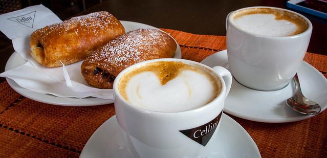 Hmmmmm......... Italian Coffee