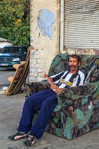 The throne by Daniel Mihai