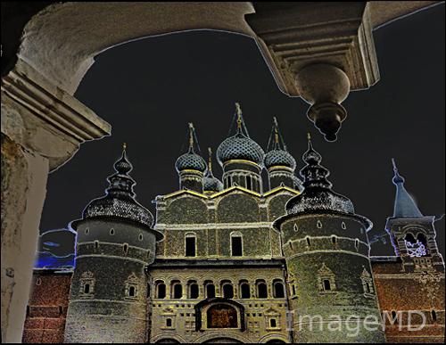 Picturesque Rostov
