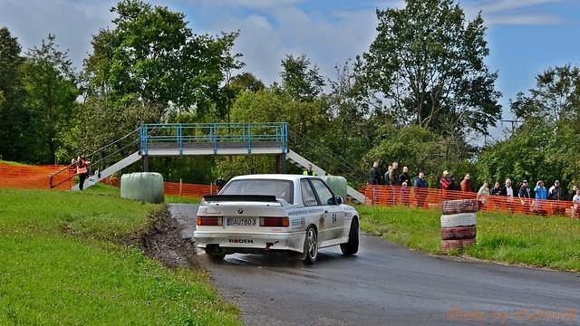BMW M3 E30 Stehr Rallyesprint 2014