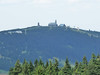 Klínovec – výhled na Fichtelberg, foto: Petr Nejedlý