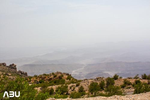 An awesome view of the Gaaj Naddi
