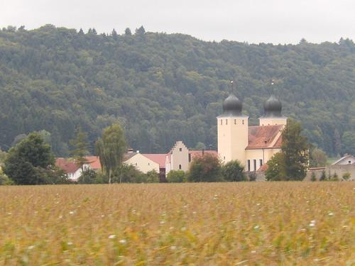 Onderweg naar Regensburg