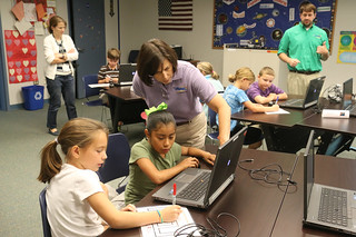 AG visits Winchester STARBASE Academy | by Virginia Guard Public Affairs