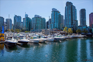 Coal Harbour | by Clayton Perry Photoworks