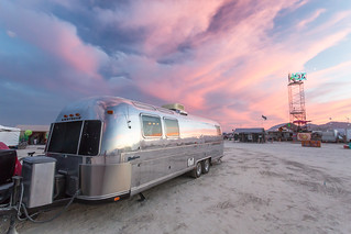 203 Airstream and AEZ At Roughly 7 and E Burning Man 2014 | by Duncan Rawlinson - Duncan.co