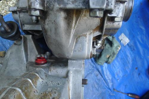 Ölablaßschraube Getriebe ab 1/1987 | by Herr von Trab