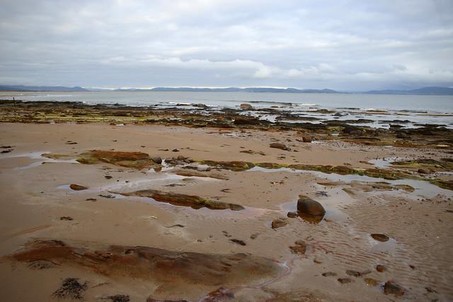 The coast west of Portmahomack