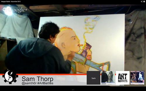2013 Art Battle