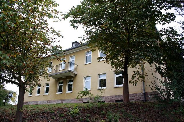 Bundespolizei: Bundespolizeiakademie Lübeck, Auswahldienst, Dienstort Eschwege