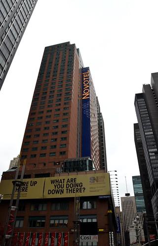 New-York - Novotel | by Fabrice LOUDET