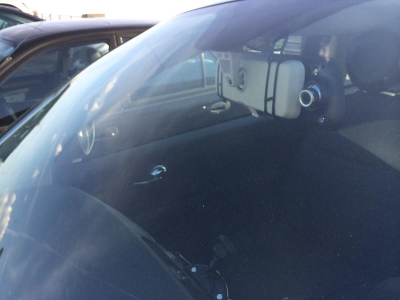 E-Prance Rearview Mirror Dashcam (exterior view)