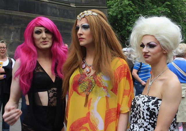 Edinburgh Pride Scotia 2014
