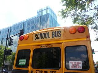 School bus | by ryantmcknight