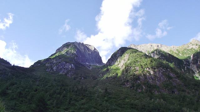 Montagne di Sozzine