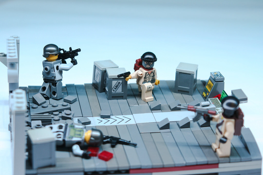 Lego Counter Strike Global Offensive Inspired By Csgo Cs