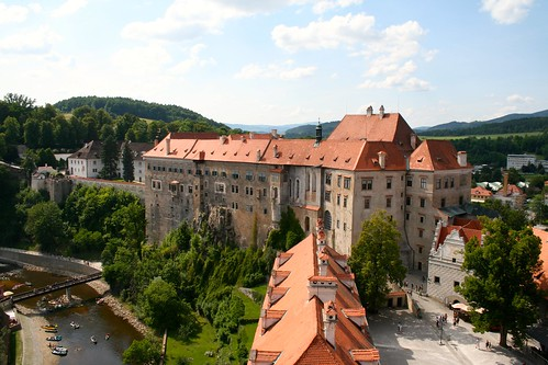 Český Krumlov Castle | by The Great Photographicon
