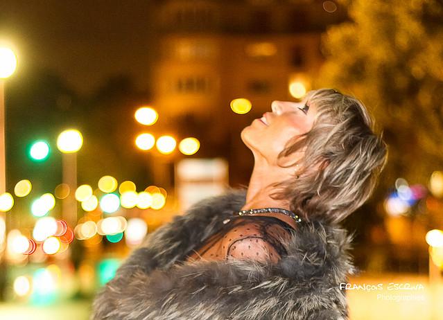 Catherine - Walk in Paris