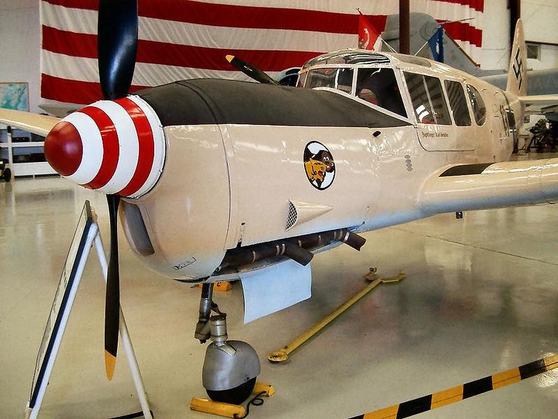 Messerschmitt Me208 (1)