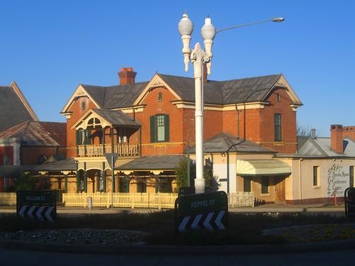 architecture australia newsouthwales williamstreet bathurst keppelstreet jjcopeman drbrookemoore drjohnbrookemoore finchphilips