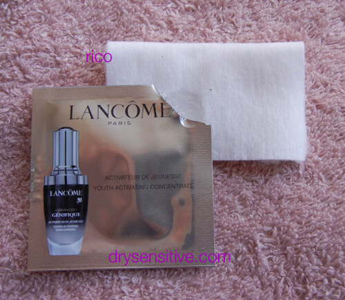 lancome | by rico-drysensitive