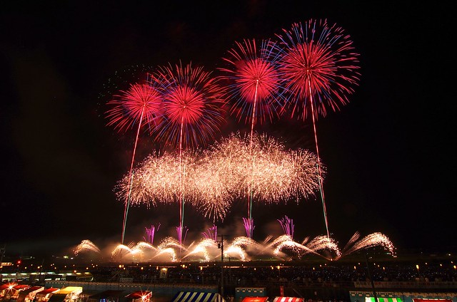 "?88?????????????????The 88th All Japan Fireworks Festival ""Fireworks in Omagari"""
