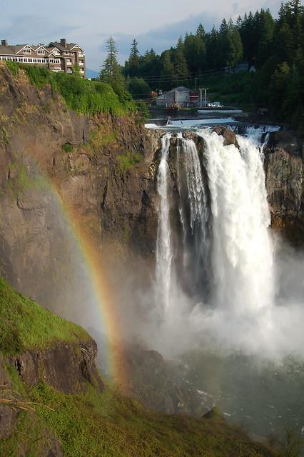 Snoqualmie Rainbow