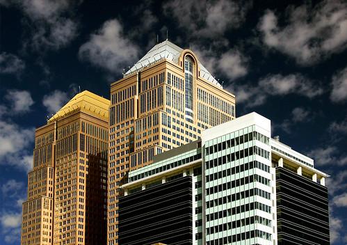 bankershalltowerscalgary canada alberta sonydslra580 highrise skyscraper tallbuildings architecture thecoreshoppingcentre publicdomaindedicationcc0 geotagged freephotos