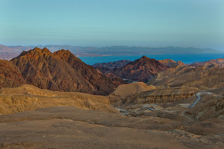Eilat  Mountains and Sea _ Dafna Tal_IMOT | by Israel_photo_gallery