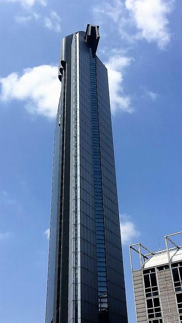 NAPOLI CENTRO DIREZIONALE - La torre ENEL