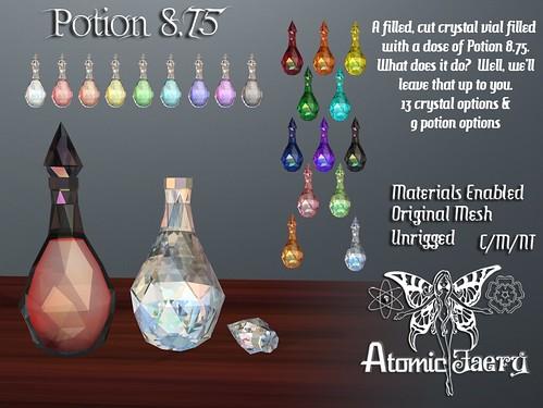 Potion 8.75